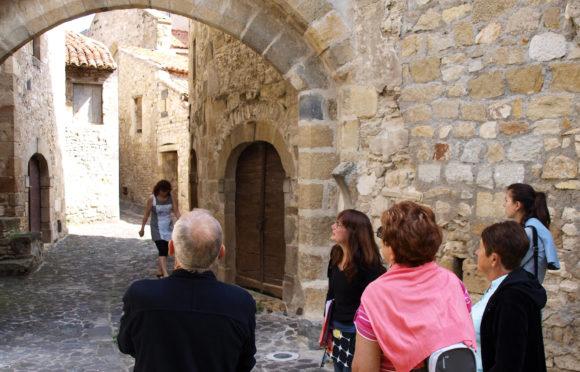 Visite des Forts de La Sauvetat - Mond'Arverne Tourisme ©