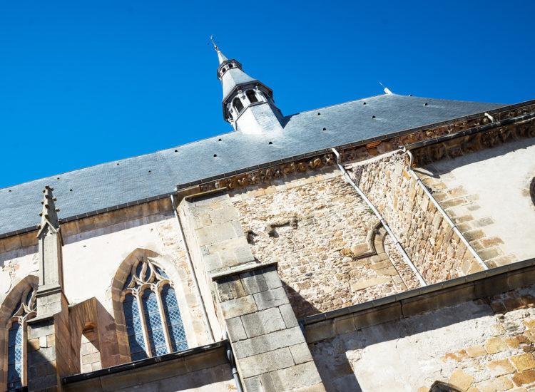 Sainte-Chapelle de Vic le Comte - Mond'Arverne