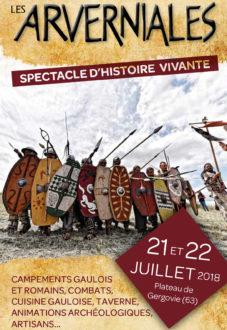 Programme Les Arverniales