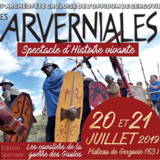 Les Arverniales - Fête gauloise