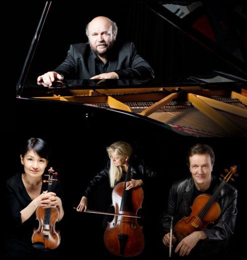 Le Quatuor des Volcans en concert