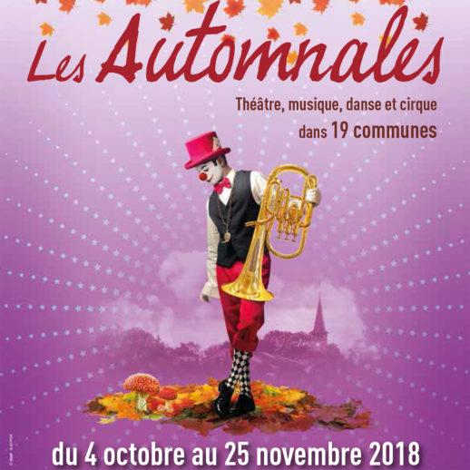 """Théâtre """"Dans la peau de Cyrano"""" - Les Automnales"""