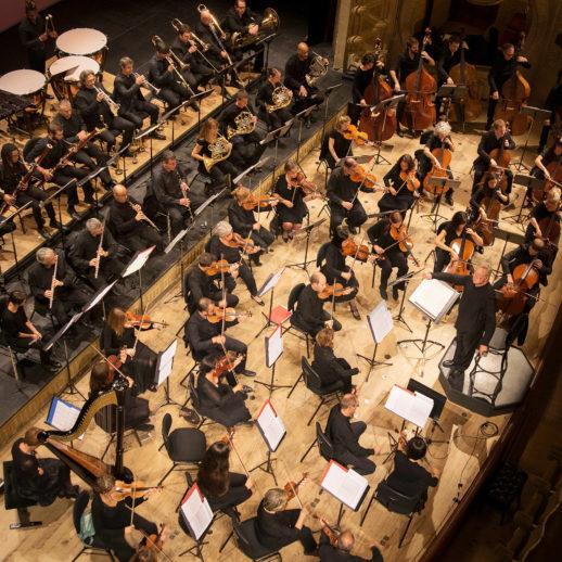 L'Orchestre Symphonique des Dômes en concert