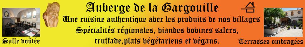 Publicité Auberge La Gargouille