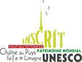 Logo UNESCO - CVhaine des puys - Faille de Limagne