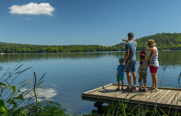 Lac d'Aydat - CANOPEE©