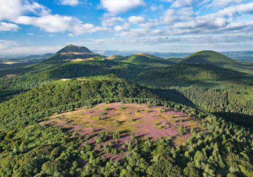 Chaine des Puys: The Great Sarcoui - ©-F.-Cormon-Auvergne-Rhône-Alpes-Tourisme