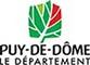 Logo Puy-de-Dôme Le département