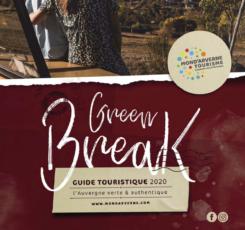Guide Touristique 2020 - Green Break 2020