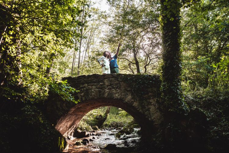 Balade au fond des gorges de la Monne - Monnd'Arverne - ANALOGUE