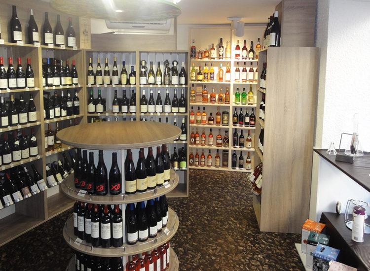 Cave Vin passion à Saint-Amant-Tallende - Mond'Arverne