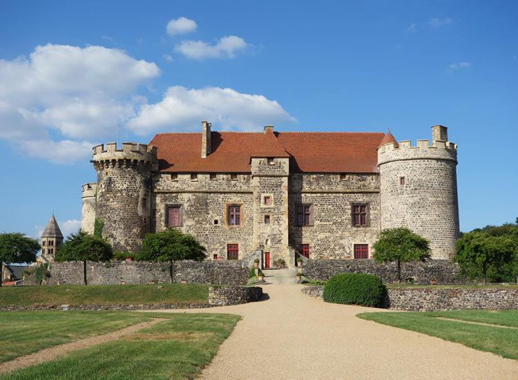 Château royal de Saint-Saturnin - Mathile PENICAUD