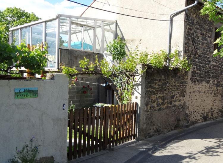 Gîte Marie-Lou à La Roche-Noire - Emile CHAUVET