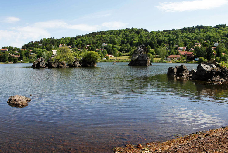 Lac de La Cassière - Aurélien MATHEVON©