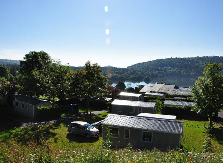 Camping Le Domaine du Lac à Aydat - Fondation Jean Moulin