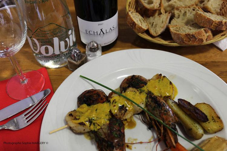 Bar / Restaurant Le Bistrot Comtois à Vic le Comte - Sophie MARGERY