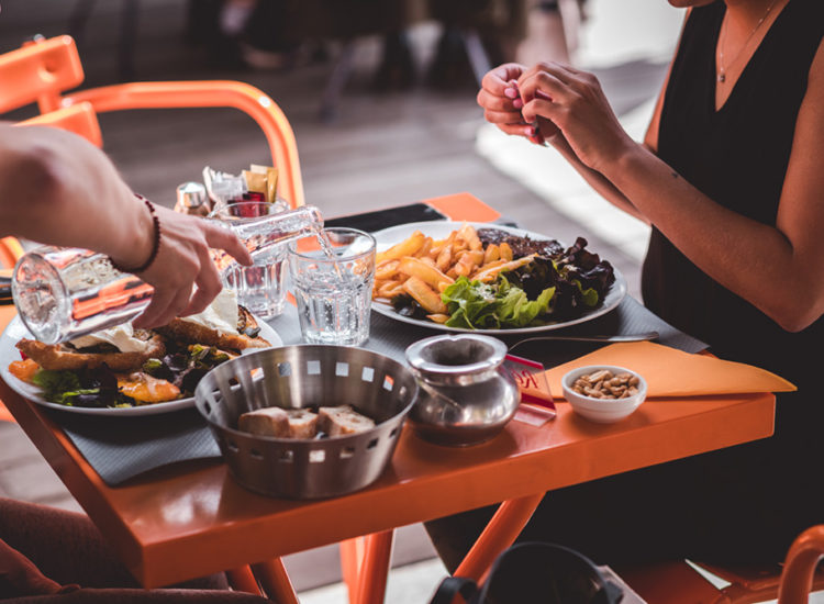 Bar-restaurant Le Bistrot d'Ici à Saint-Saturnin - CANOPEE