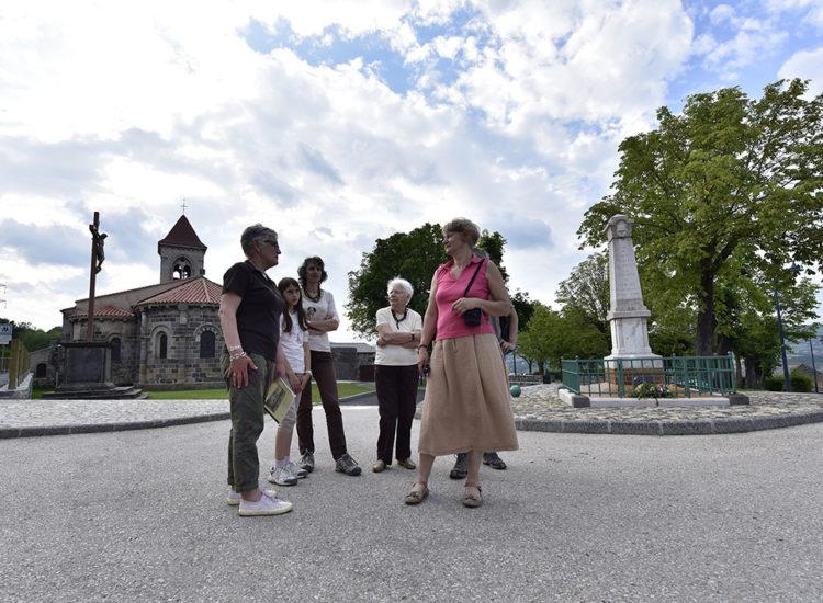 Visite commentée du village du Crest et dégustation de vin - Henri Derus