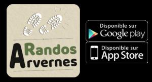 Application Randos Arvernes