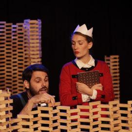 """""""Histoire en bois"""" - Théâtre jeune public"""