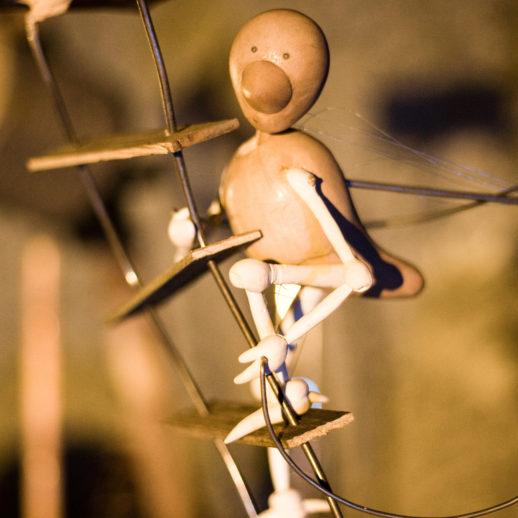"""""""Temps"""" - Spectacle de marionnettes très jeune public"""
