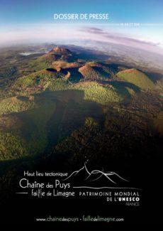 UNESCO - Chaîne des Puys - faille de Limagne