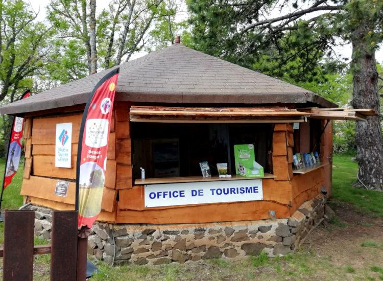 Bureau d'informations touristiques de Gergovie