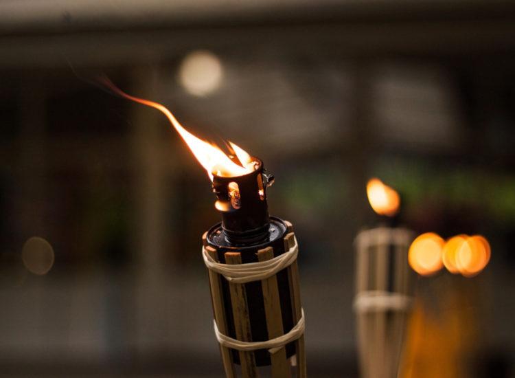 Visite nocturne aux flambeaux à Saint-Saturnin - Pixabay